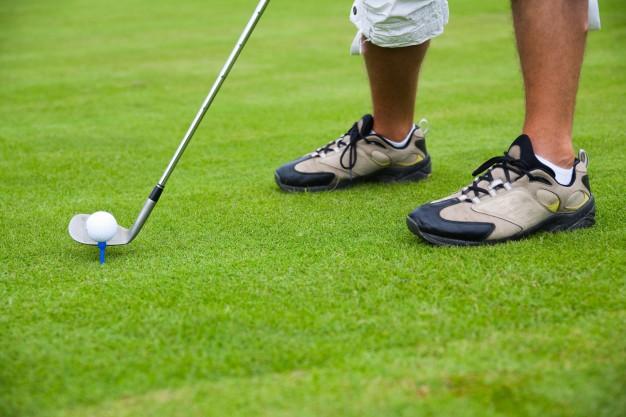 Mine nye golfsko gør verden til forskel