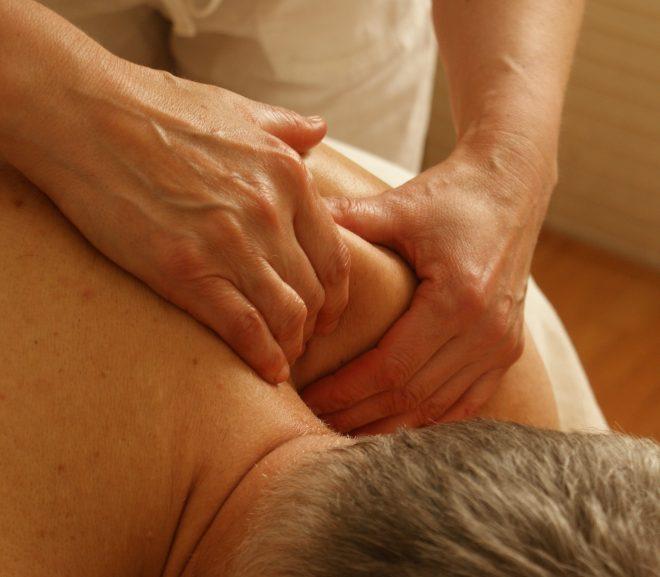 Det helt rette sted at få kropsterapi