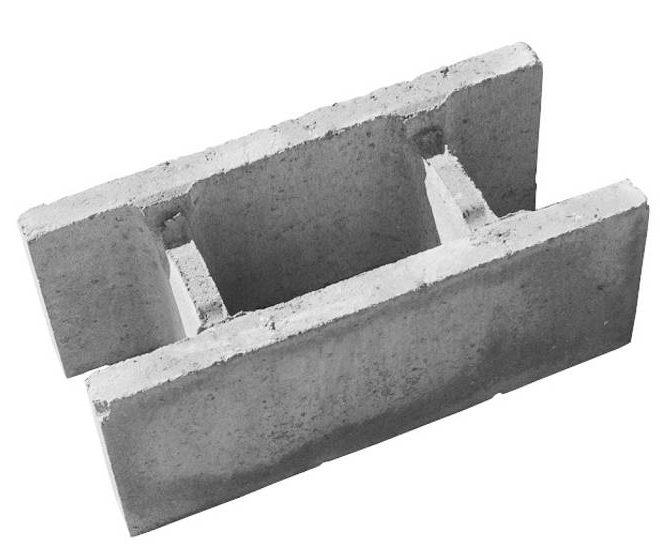 Byg med fundablokke